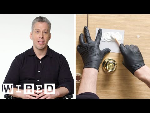 How Fingerprints Are Lifted From Various Surfaces