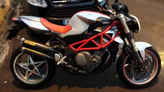 10. Mv Agusta Brutale 910-S Arrow Carbon exaust