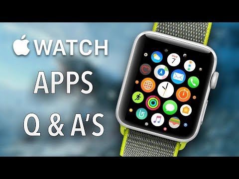 Apple Watch User Guide & Tutorial! (Watch Apps, Recommendations, Q&As!)
