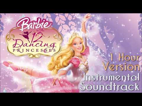Barbie in The 12 Dancing Princesses Instrumental Soundtrack [1 Hour Version]