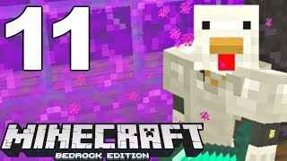 """Minecraft Bedrock : """"Spontaneism?"""" ~ 11"""