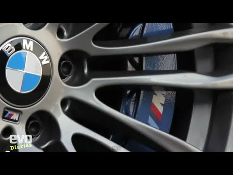 2011 BMW M5 Review – Chris Harris video diaries – EVO