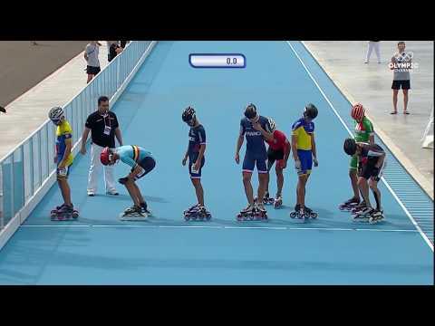World Games 2017 - Speed Skating - Final - Men 1000M (видео)