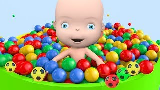 Video Learn Color with Balls Baby Surprise Eggs MC Queen car Truck - Colours For Children to Learn MP3, 3GP, MP4, WEBM, AVI, FLV Agustus 2017