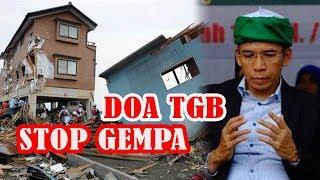 Video SUBHANALLAH!! Doa TGB & Jamaah Stop Gempa Susulan Dilombok MP3, 3GP, MP4, WEBM, AVI, FLV Februari 2019