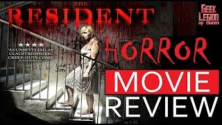 Nonton THE RESIDENT ( 2015 Tianna Nori ) aka THE SUBLET aka IN THE DARK Horror Movie Review Film Subtitle Indonesia Streaming Movie Download