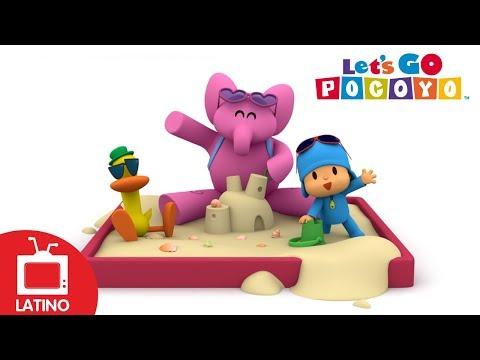 Pocoyo - Pocoyó en latino: Vamos a la playa [Episodio 35] en HD