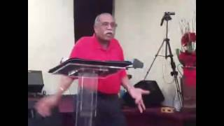 Clase de angelología Instituto Bíblico IBASI Parte 3