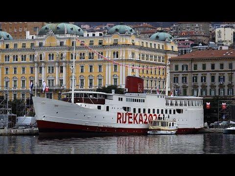 Ριέκα 2020: Τελετή έναρξης για την πολιτιστική πρωτεύουσα της Ευρώπης…