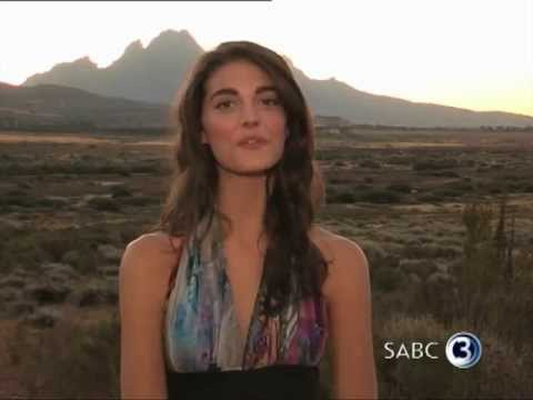 Katryn Kruger talks about the 46664 fashion campaign
