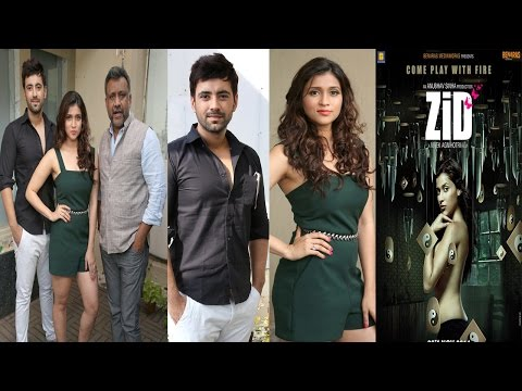 Interview With Karanvir Sharma, Mannara & Anubhav Sinha For Movie ZID