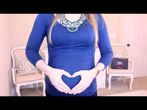 27 wk Pregnancy Vlog & Baby Goodies!