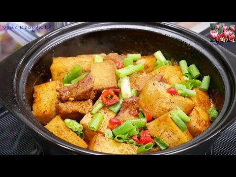 Hướng Dẫn Món Bánh Canh Chay / Món Ăn Chay - Thời lượng: 12 phút.