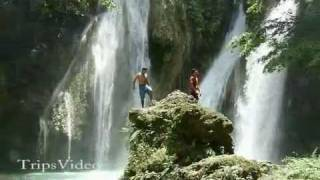 Kabankalan Philippines  City new picture : Philippines Kabankalan Mag-Aso Falls By Tricycle Ride