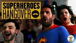 SURICATE - The Superheroes Hangover - YouTube
