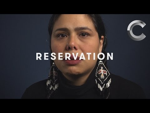 Reservation Native Americans  One Word