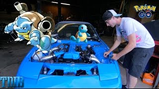 DOMINATING Pokemon Go By Car! by That Dude in Blue