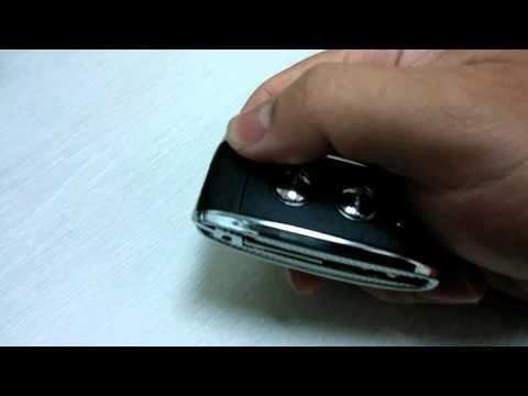 Luxgen U6 1.8 改摺疊式鑰匙