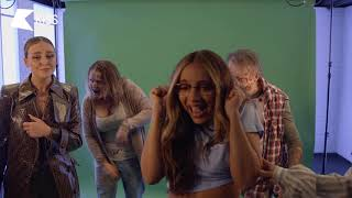 HALLOWEEN PRANK : Little Mix face their fears in ZOMBIE ATTACK! 😱