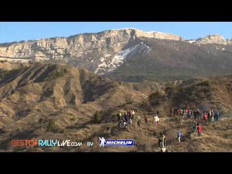 Vídeo 3ª jornada, sábado, WRC Rallye Montecarlo 2015 by bestofrallylive