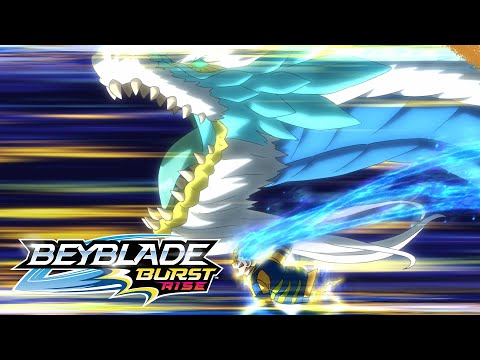 BEYBLADE BURST RISE Full Music Video