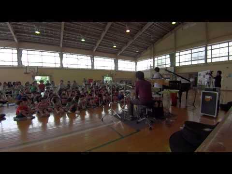 はぐどばん 小田原市立片浦小学校 海とみかんの里鑑賞会 2014年6月21日