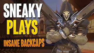 Some of the best sneaky backcap plays in Overwatch!Subscribe for more Overwatch content: http://bit.ly/2b9xsxuPro Stream Highlights: http://bit.ly/2c2my2G--------------------------------------------------------------------------------My Links:• YouTube: http://tinyurl.com/lpgfmqt• Twitter: http://tinyurl.com/ktfxz7y• Instagram: http://tinyurl.com/l2da3gp• Twitch: http://tinyurl.com/nu6d9ub--------------------------------------------------------------------------------(836798402)
