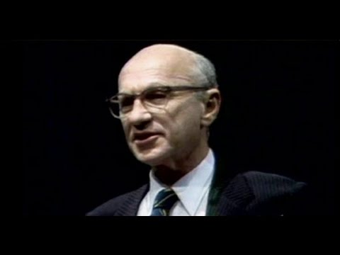 Milton Friedman Speaks: Myths That Conceal Reality (B1226) - Full Video