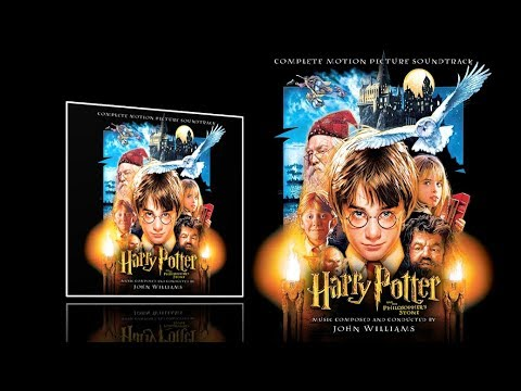Harry Potter and the Philosopher's Stone (2001) - Full Expanded soundtrack (John Williams)