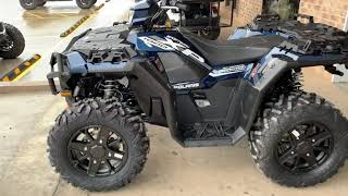 10. 2019 Polaris Sportsman XP 1000 Premium Edition