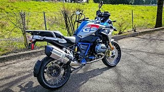 7. Epic New BMW R1200GS Rallye!! - Test Ride and Walk Around! | BikeReviews