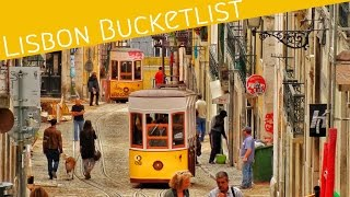 Video The Lisbon bucket list: 10 things to visit and experience MP3, 3GP, MP4, WEBM, AVI, FLV Januari 2019