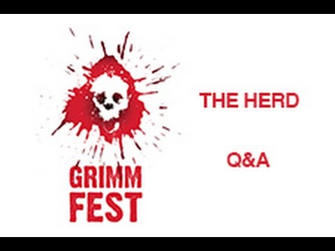 Grimmfest - The Herd (Short Film) Q&A (Grimm Up North) | Manchester Dancehouse