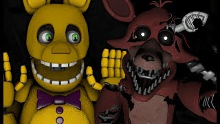 It's Spring Bonnie's turn to watch the animatronics but the company has taken away his flashlight and replaced it with a flash beacon! Things are going to get really tough now!!!EthGoesBOOM's Facebook: https://www.facebook.com/EthGoesBOOMEthGoesBOOM's Twitter: https://twitter.com/ethgoesboomEthGoesBOOM's Google+ page: https://plus.google.com/u/0/+EthGoesBOOMEthGoesBOOM's VidMe: https://vid.me/EthGoesBOOMFazbear Let's Plays: https://www.youtube.com/playlist?list=PLVOrwAmRtggeXAxeRW4poWDbKupTisoLQDownload Overnight 2 - Reboot: http://gamejolt.com/games/overnight-2-reboot/201528Thanks for watching and subscribing!