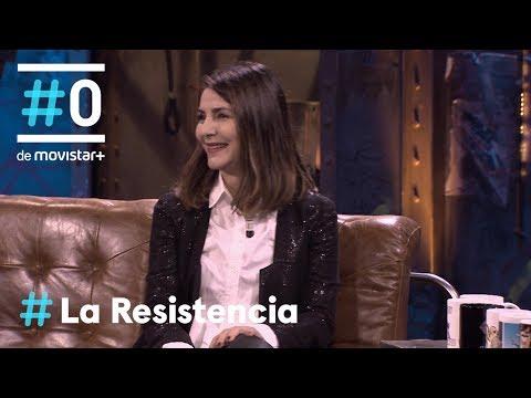 LA RESISTENCIA - Entrevista a Ana Fernández  #LaResistencia 14.01.2019