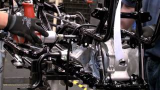 9. 2013 Suzuki KingQuad 750AXi Brakes - Behind the scenes look