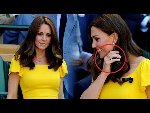 Kate Middleton's push present: The secret behind citrine ring
