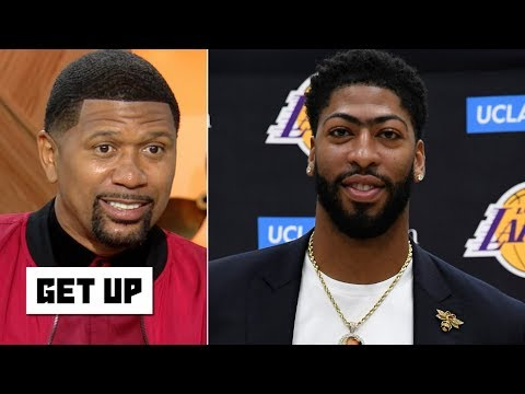 Video: There is no real chance that Anthony Davis leaves the Lakers – Jalen Rose | Get Up