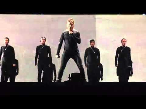 Детали номера Сергея Лазарева на Евровидении 2016 (видео)