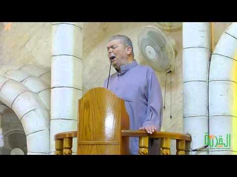 خطبة الجمعة لفضيلة الشيخ عبد الله 13/6/2014