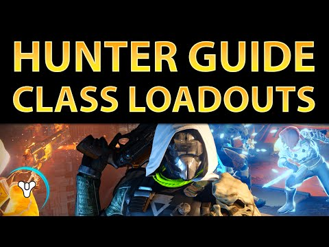 Planet Destiny: Complete Hunter PvP/PvE Guide