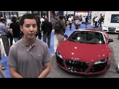 Video: 2010 SEMA: 2011 Stasis Audi R8