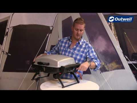 Outwell Roast Gas BBQ | Innovative Family Camping