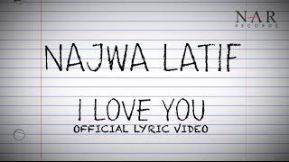 Download lagu Najwa Latif I Love You Mp3