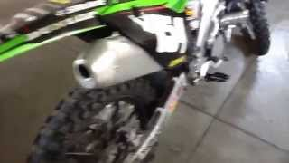 9. 2009 Kx 250f review and mods