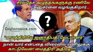 Video மைத்திரியே ஜனாதிபதி வேட்பாளர்|Srilanka Today News,Today News1st,News srilanka tamiI news MP3, 3GP, MP4, WEBM, AVI, FLV Maret 2019