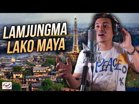 (Lamjungma Lako Maya - Bijay Bista | New Lok Song 2018 - Duration: 3 minutes, 51 seconds.)