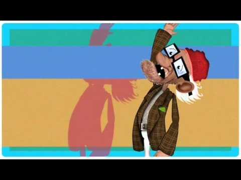 حنش - اغنية مقدمة المسلسل الكارتوني الكوميدي حنش.