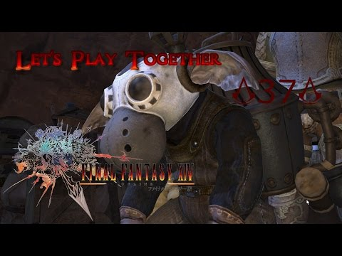 Let's Play Togehter: Final Fantasy XIV [Deutsch/HD/Teamplay] [#37] Mutagenix Lexikus