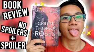Nonton A Court Of Thorns And Roses By Sarah J Maas   Book Review   Booktube Indonesia Film Subtitle Indonesia Streaming Movie Download